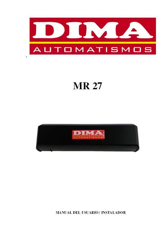 MR 27