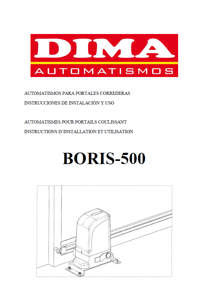 KIT BORIS 500-MC102