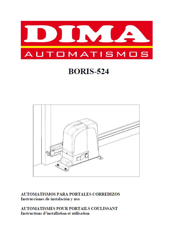 BORIS 524