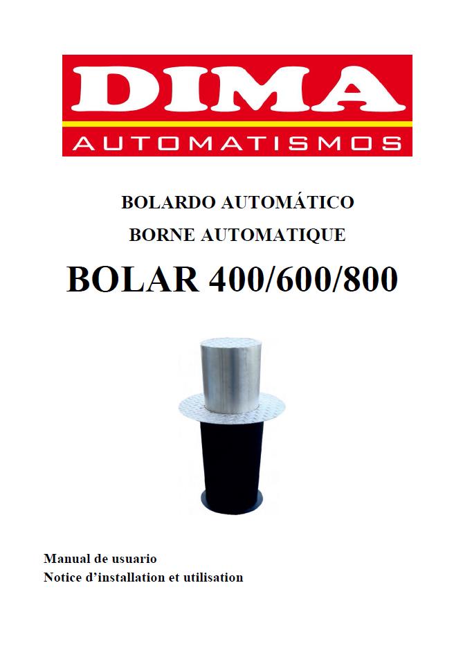 KIT BOLAR 600