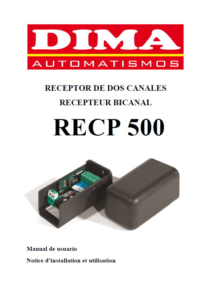 RECP 500